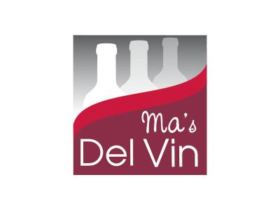 Logo Mas del vin
