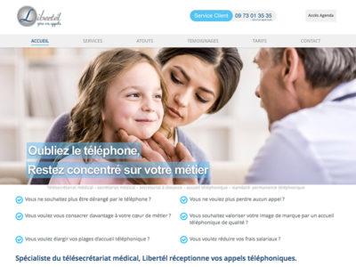 <a href='http://www.telesecretariat-medical-libertel.fr/' target='_blank'>Libertél</a>
