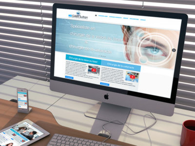 <a href='http://www.chirurgie-yeux-paris.fr/' target='_blank'>Création site internet Dr Sultan</a>