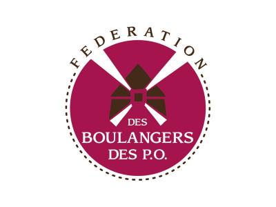 Logo Federation des Boulangers des P.O.