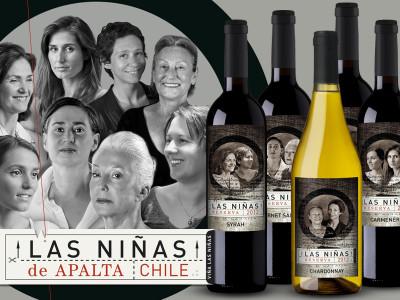 ETIQUETTES GAMME Las Ninas