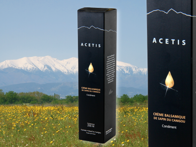 PACKAGING – ACETIS
