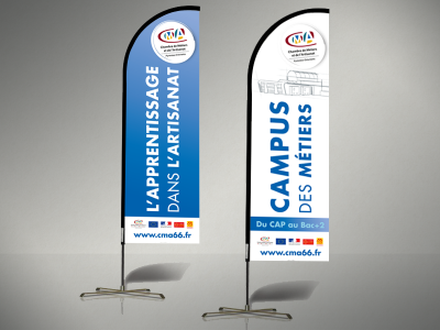 BEACH FLAGS – CMA