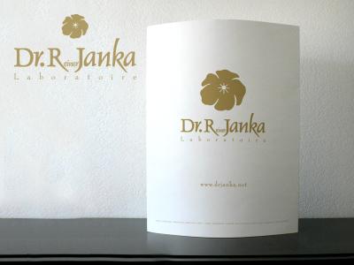 PLV COSMÉTIQUE DR JANKA